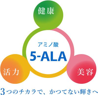食品 を 含む 5 ala
